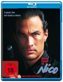 Nico (Blu-ray), Blu-ray Disc