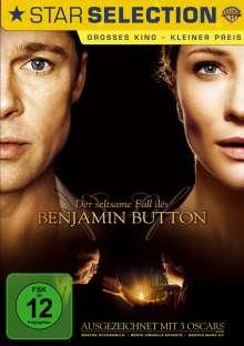 Der seltsame Fall des Benjamin Button, DVD