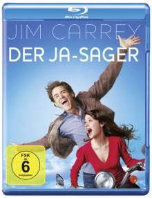 Der Ja-Sager (Blu-ray), Blu-ray Disc