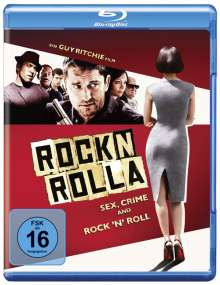 Rock'n'Rolla (Blu-ray), Blu-ray Disc