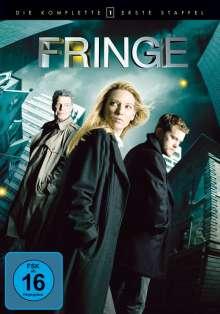 Fringe Season 1, 7 DVDs