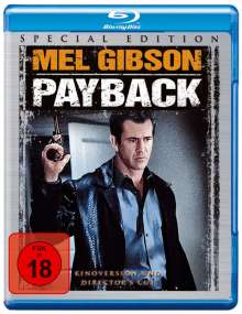 Payback - Zahltag (Blu-ray), Blu-ray Disc