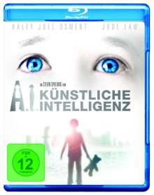 A.I. - Künstliche Intelligenz (Blu-ray), Blu-ray Disc