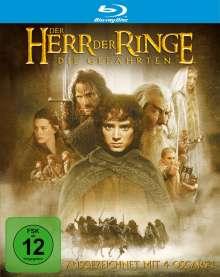Der Herr der Ringe: Die Gefährten (Blu-ray), Blu-ray Disc