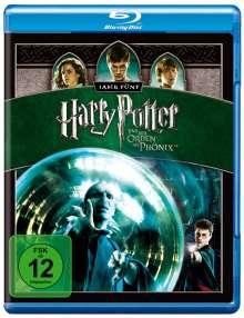 Harry Potter und der Orden des Phönix (Blu-ray), Blu-ray Disc