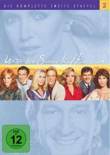 Unter der Sonne Kaliforniens Season 2, 4 DVDs