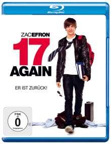 17 Again (Blu-ray), Blu-ray Disc