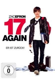 17 Again, DVD