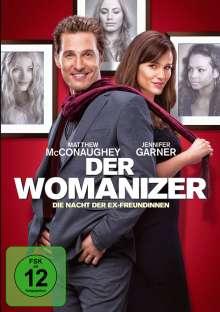 Der Womanizer - Die Nacht der Exfreundinnen, DVD