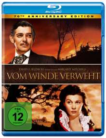 Vom Winde verweht (Blu-ray), Blu-ray Disc