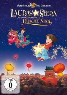 Lauras Stern und der geheimnisvolle Drache Nian, DVD