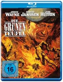 Die grünen Teufel (Blu-ray), Blu-ray Disc