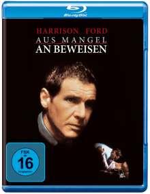 Aus Mangel an Beweisen (Blu-ray), Blu-ray Disc