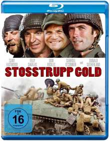 Stoßtrupp Gold (Blu-ray), Blu-ray Disc