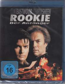 Rookie - Der Anfänger (Blu-ray), Blu-ray Disc