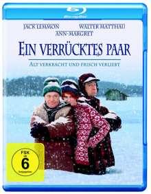 Ein verrücktes Paar (Blu-ray), Blu-ray Disc