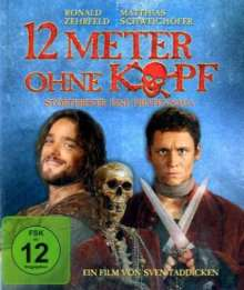 12 Meter ohne Kopf (Blu-ray), Blu-ray Disc