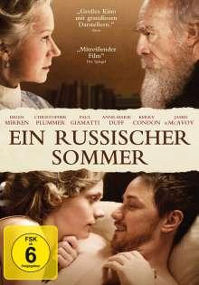 Ein russischer Sommer, DVD