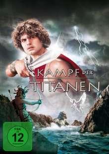 Kampf der Titanen (1979), DVD