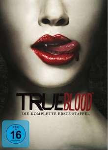 True Blood Season 1, 5 DVDs