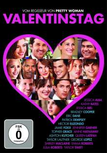 Valentinstag, DVD