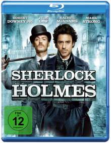 Sherlock Holmes (2009) (Blu-ray), Blu-ray Disc