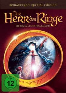 Der Herr der Ringe (1978), DVD