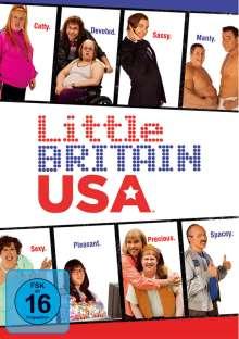 Little Britain USA Season 1, 2 DVDs