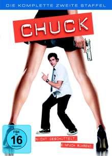 Chuck Season 2, 6 DVDs