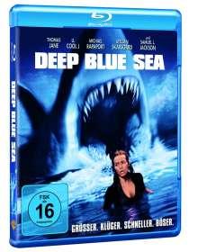 Deep Blue Sea (Blu-ray), Blu-ray Disc