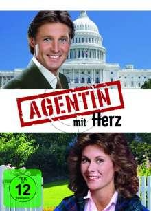 Agentin mit Herz Season 1, 5 DVDs