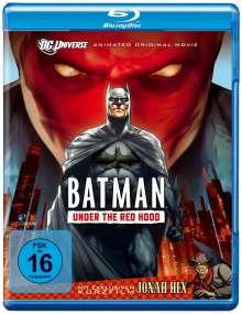 Batman: Under The Red Hood (Blu-ray), Blu-ray Disc