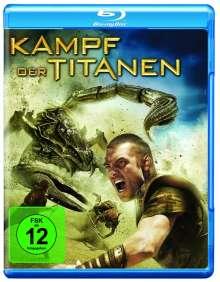 Kampf der Titanen (2010) (Blu-ray), Blu-ray Disc