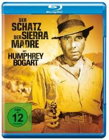 Der Schatz der Sierra Madre (Blu-ray), Blu-ray Disc