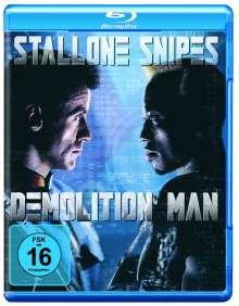 Demolition Man (Blu-ray), Blu-ray Disc