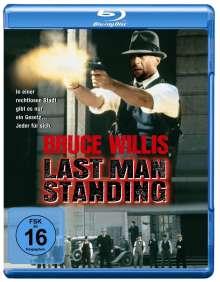 Last Man Standing (Blu-ray), Blu-ray Disc