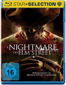 A Nightmare On Elm Street (2010) (Blu-ray), Blu-ray Disc