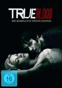 True Blood Season 2, 5 DVDs