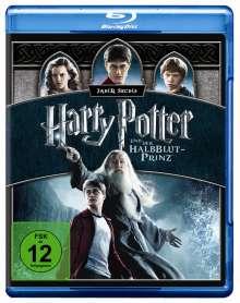 Harry Potter und der Halbblutprinz (Blu-ray), Blu-ray Disc
