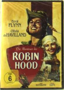 Die Abenteuer des Robin Hood, DVD
