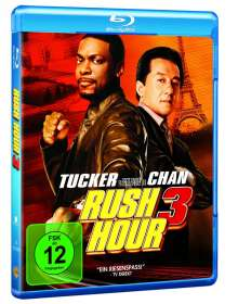 Rush Hour 3 (Blu-ray), Blu-ray Disc