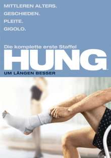 Hung Season 1, 2 DVDs