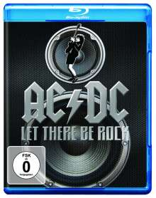 AC/DC: Let There Be Rock (Tour-Film aus 1979) (30th Anniversary), Blu-ray Disc