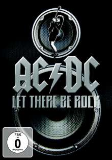 AC/DC: Let There Be Rock (Tour-Film aus 1979) (30th Anniversary), DVD