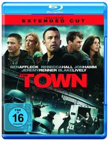 The Town - Stadt ohne Gnade (Blu-ray), Blu-ray Disc