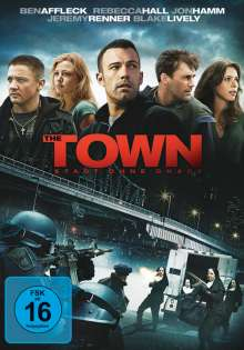 The Town - Stadt ohne Gnade, DVD