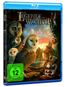 Die Legende der Wächter (Blu-ray), Blu-ray Disc