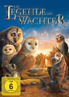 Die Legende der Wächter, DVD