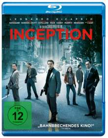 Inception (Blu-ray), Blu-ray Disc