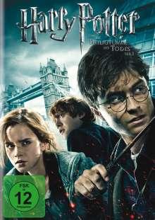 Harry Potter & die Heiligtümer des Todes Teil 1, DVD